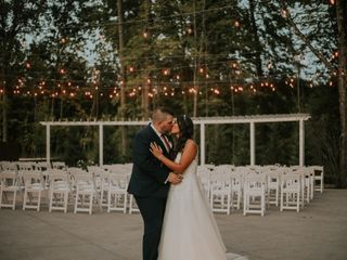 The wedding of Krystie and Nicholas 3