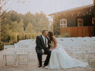 The wedding of Krystie and Nicholas 2