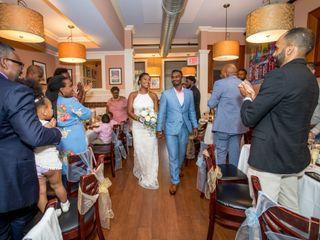 The wedding of Rajiv and Kelita 3