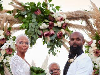 The wedding of NAIMA and JAIME 1