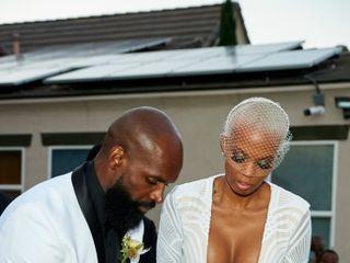 The wedding of NAIMA and JAIME 2