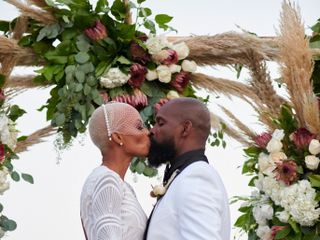 The wedding of NAIMA and JAIME 3