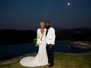 The wedding of NAIMA and JAIME