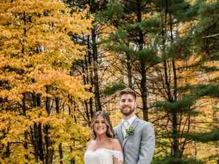 The wedding of Kevin and Brittany 1