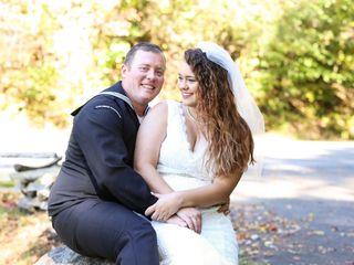 The wedding of Natalie and Codi