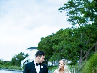The wedding of Luke and Melanie 2