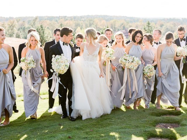 Evan and Emily's Wedding in Alexander City, Alabama 2