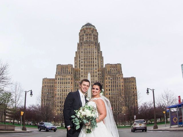 Kevin and Lindsey's Wedding in Buffalo, New York 1