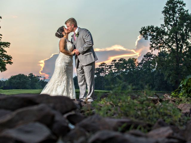 The wedding of Raquel and Aaron