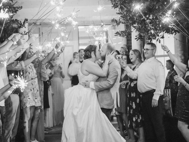 CW HAMMOND and CADIE E's Wedding in Edenton, North Carolina 7