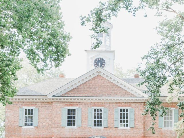 CW HAMMOND and CADIE E's Wedding in Edenton, North Carolina 9
