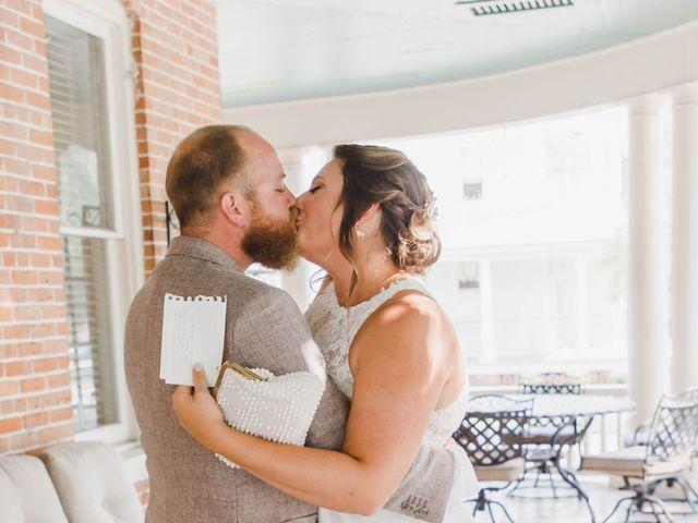 CW HAMMOND and CADIE E's Wedding in Edenton, North Carolina 12
