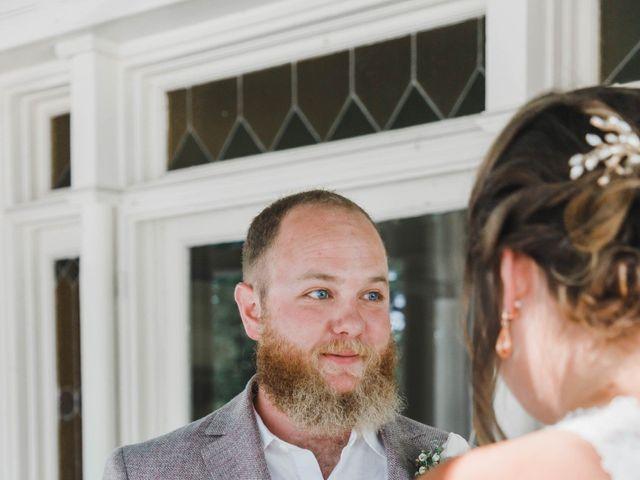 CW HAMMOND and CADIE E's Wedding in Edenton, North Carolina 15