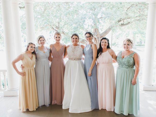 CW HAMMOND and CADIE E's Wedding in Edenton, North Carolina 16