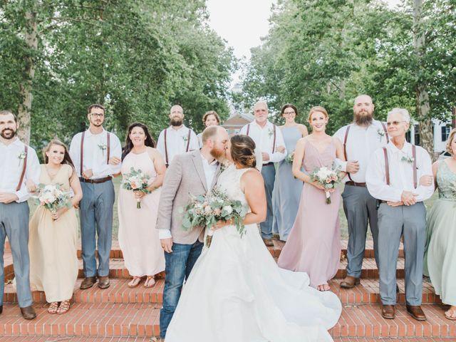 CW HAMMOND and CADIE E's Wedding in Edenton, North Carolina 20