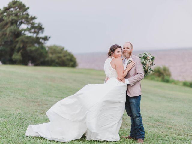 CW HAMMOND and CADIE E's Wedding in Edenton, North Carolina 22
