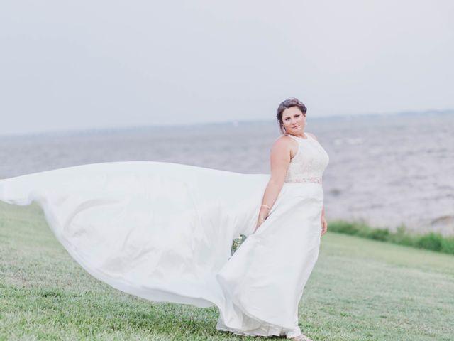 CW HAMMOND and CADIE E's Wedding in Edenton, North Carolina 24