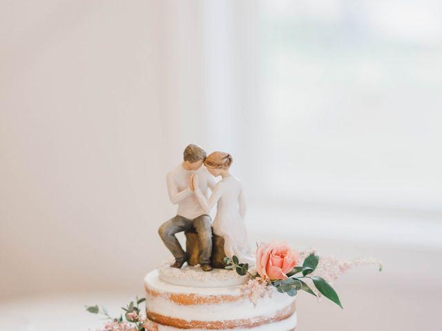 CW HAMMOND and CADIE E's Wedding in Edenton, North Carolina 25