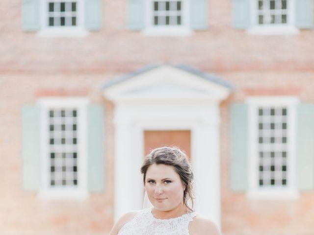 CW HAMMOND and CADIE E's Wedding in Edenton, North Carolina 27