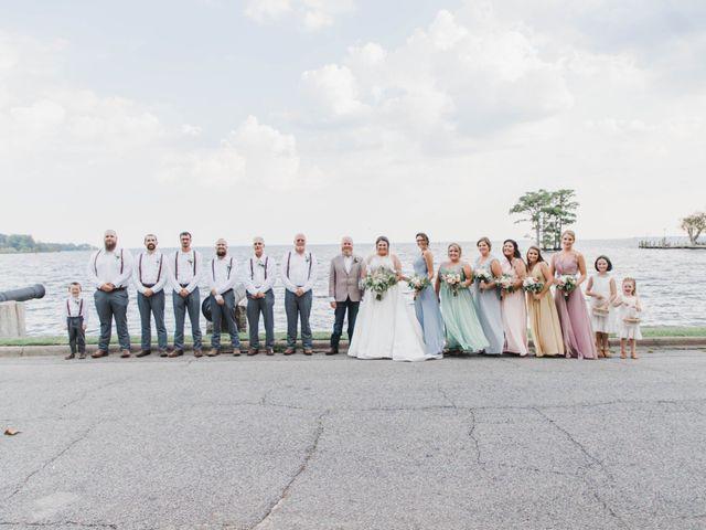 CW HAMMOND and CADIE E's Wedding in Edenton, North Carolina 30