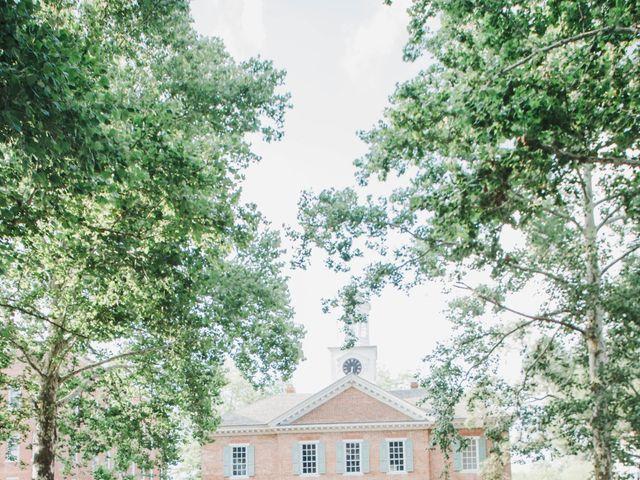 CW HAMMOND and CADIE E's Wedding in Edenton, North Carolina 32