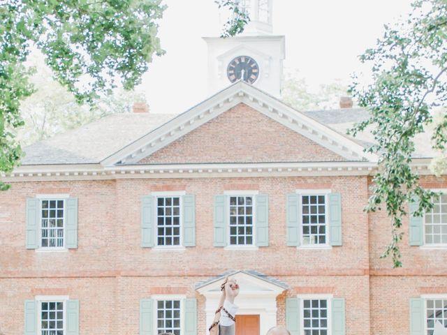 CW HAMMOND and CADIE E's Wedding in Edenton, North Carolina 33