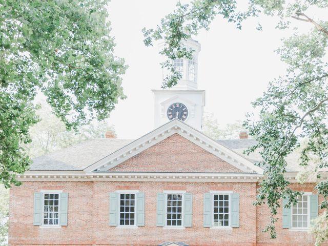 CW HAMMOND and CADIE E's Wedding in Edenton, North Carolina 34
