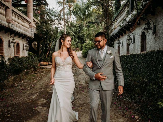The wedding of Nicole and Luis