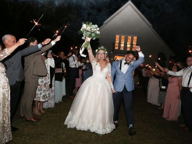 Eduardo and Kacee's Wedding in Webster, Florida 3
