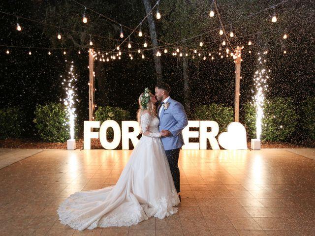 The wedding of Kacee and Eduardo