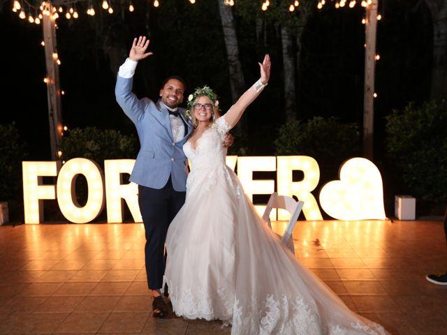 Eduardo and Kacee's Wedding in Webster, Florida 4