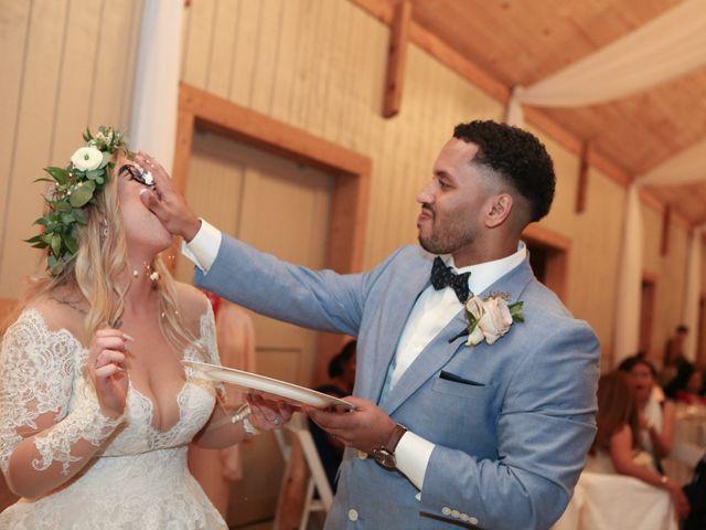 Eduardo and Kacee's Wedding in Webster, Florida 8