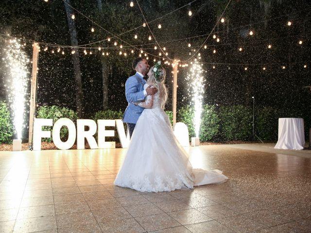 Eduardo and Kacee's Wedding in Webster, Florida 11