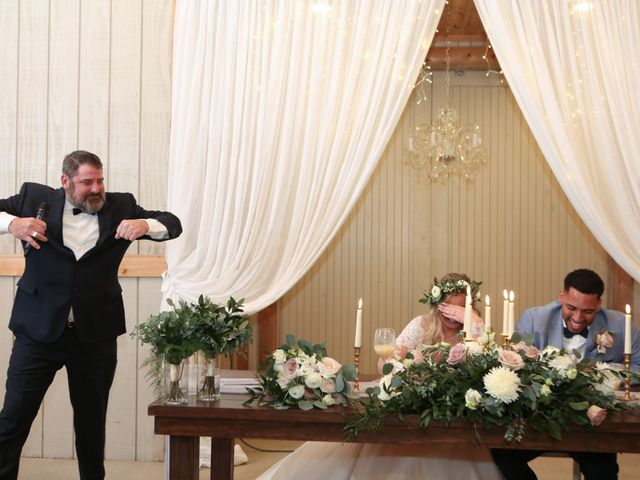 Eduardo and Kacee's Wedding in Webster, Florida 13
