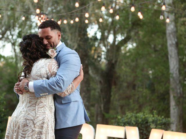 Eduardo and Kacee's Wedding in Webster, Florida 15