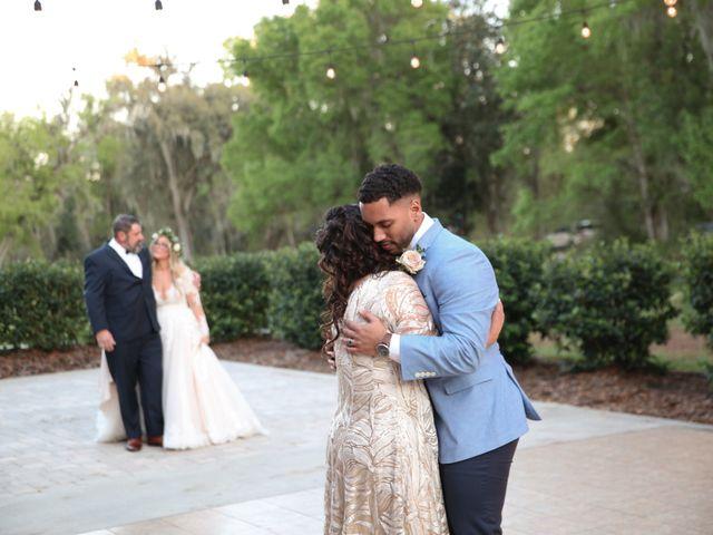 Eduardo and Kacee's Wedding in Webster, Florida 16