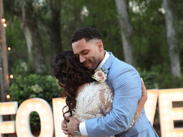 Eduardo and Kacee's Wedding in Webster, Florida 17