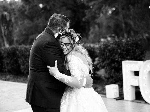Eduardo and Kacee's Wedding in Webster, Florida 19