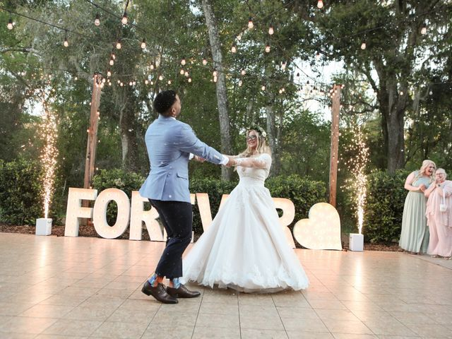 Eduardo and Kacee's Wedding in Webster, Florida 21