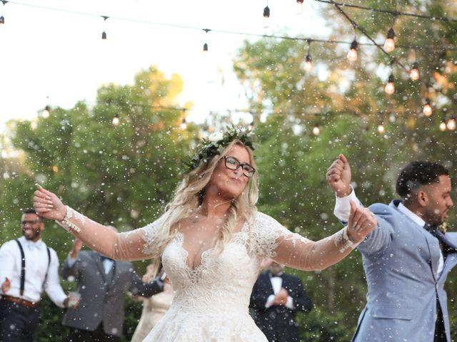 Eduardo and Kacee's Wedding in Webster, Florida 22
