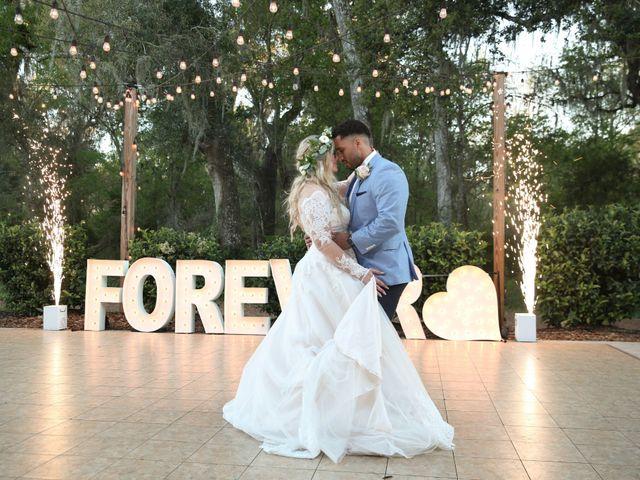 Eduardo and Kacee's Wedding in Webster, Florida 23