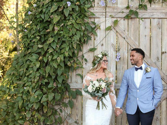 Eduardo and Kacee's Wedding in Webster, Florida 29