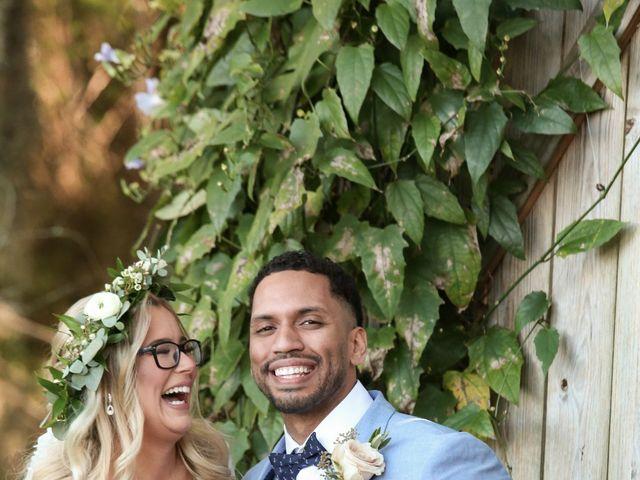 Eduardo and Kacee's Wedding in Webster, Florida 30
