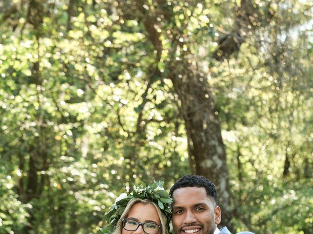 Eduardo and Kacee's Wedding in Webster, Florida 32