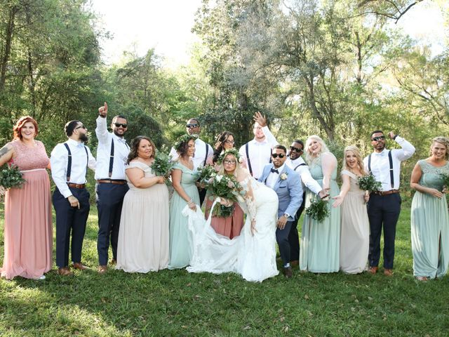 Eduardo and Kacee's Wedding in Webster, Florida 33