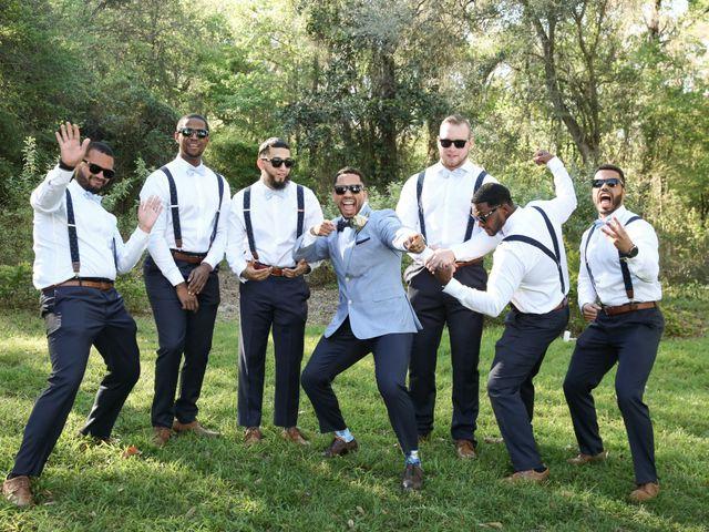 Eduardo and Kacee's Wedding in Webster, Florida 34