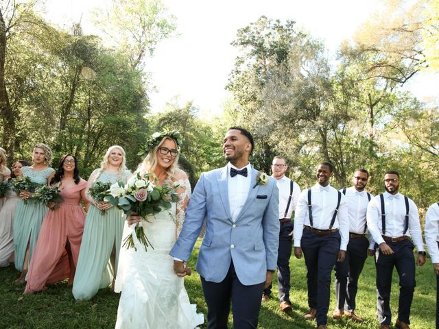 Eduardo and Kacee's Wedding in Webster, Florida 36