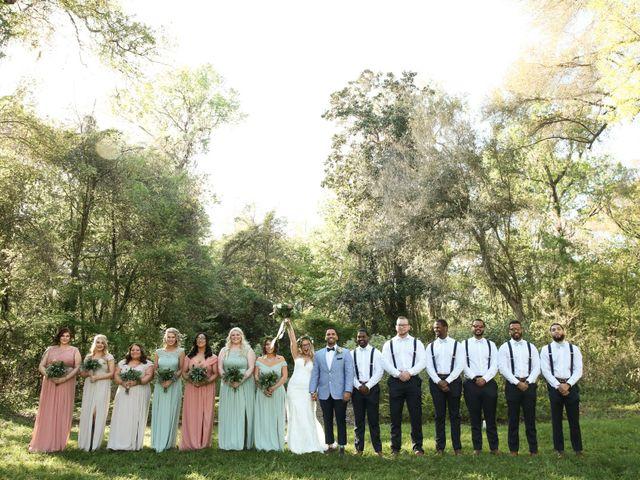 Eduardo and Kacee's Wedding in Webster, Florida 37