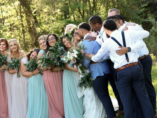 Eduardo and Kacee's Wedding in Webster, Florida 38