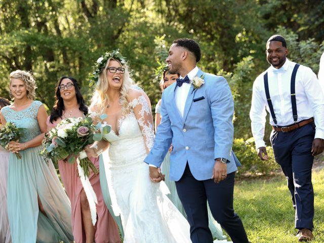 Eduardo and Kacee's Wedding in Webster, Florida 40